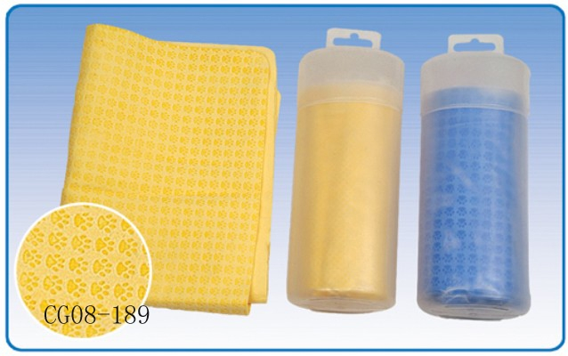 2018 New produce chamois cleaning cloths