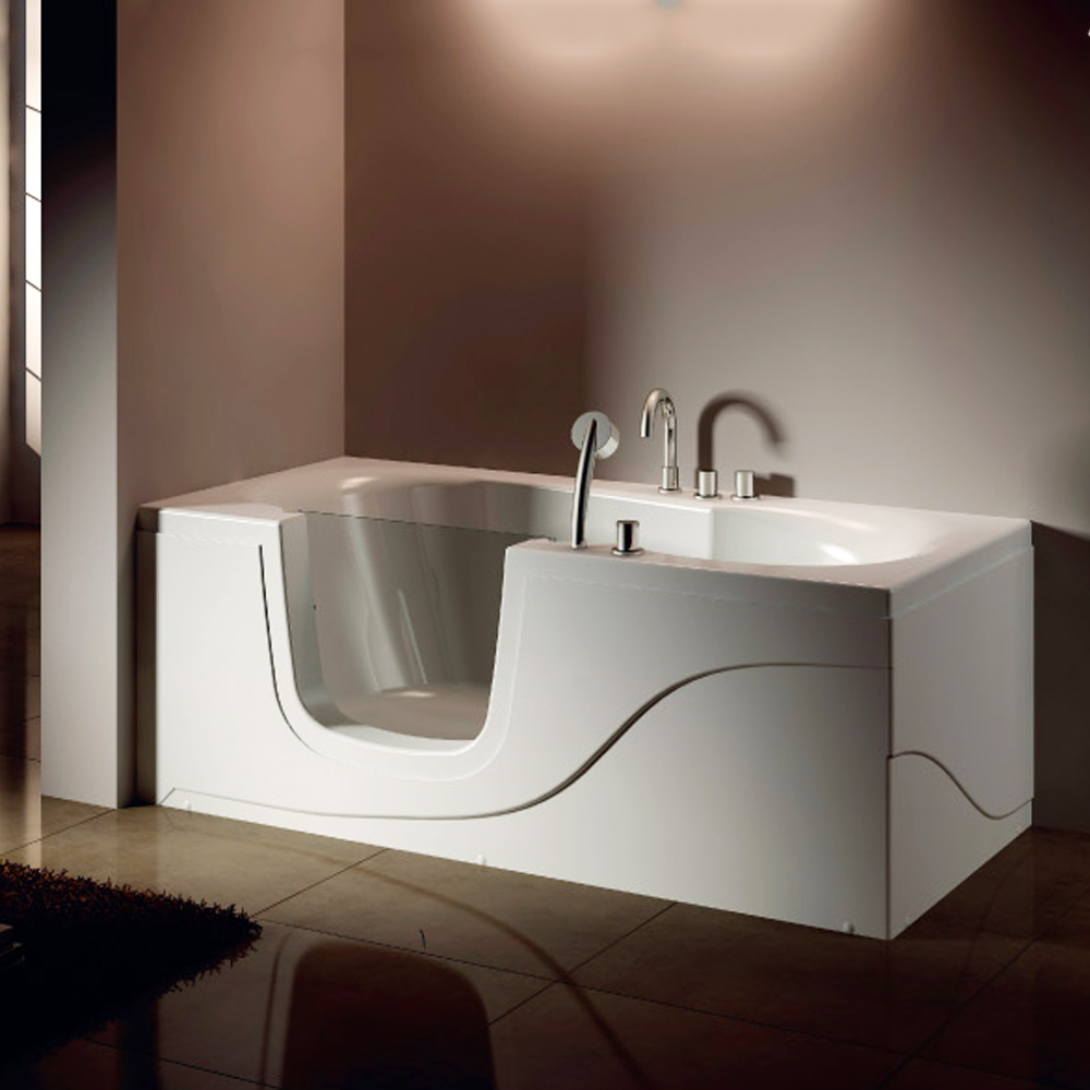 Hs-b012b Bathtub For Old People And Disabled People Bathtub/portable ...