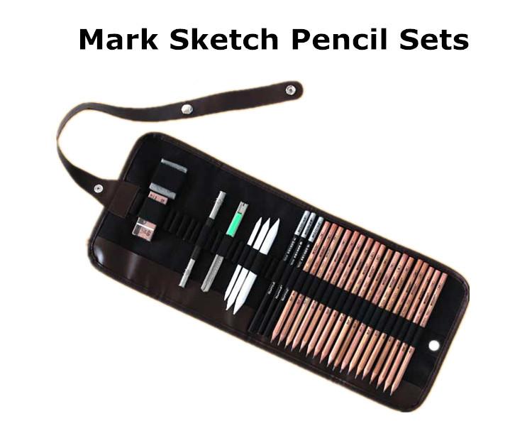 Online shop 30 pc setsketch pencil setsauthentic sketch