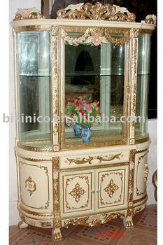 European style living room furniture,wooden wine cabinet, showcase, glass  cabinet,MOQ:1SET, View wine cabinet, BISINI Product Details from Zhaoqing  ...