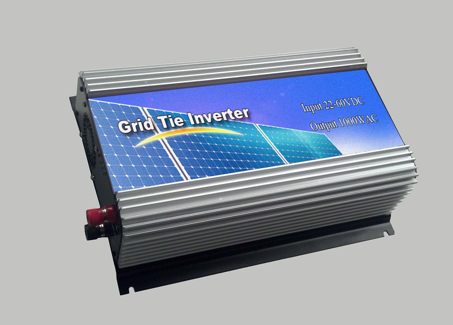 DECEN 1000w High Efficiency On Grid Tie Inverter Output Pure Sine Wave, 45-90vdc,110vac,60hz for Home Solar System