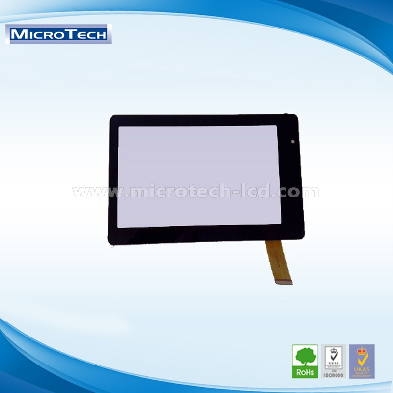 cheap LCD 7.0 inch capacitive touch screen made in china