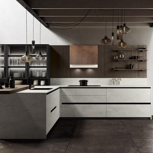 Venta al por mayor muebles para cocina modernos-Compre online los ...