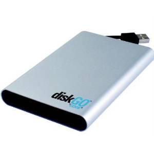 Edge Memory EDGDG-222710-PE 160gb Diskgo 2.5 Portable Usb 2.0