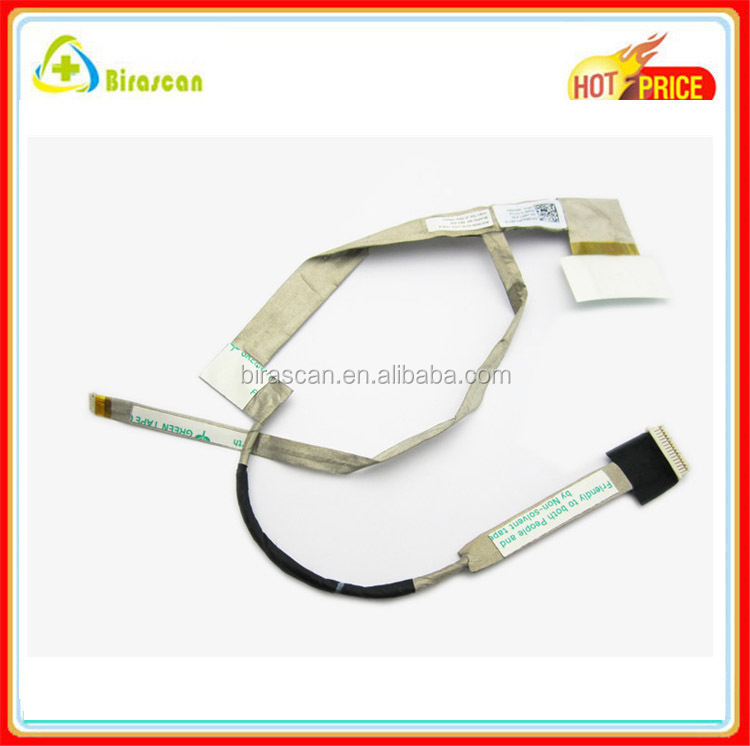 New Notebook Laptop LED LVDS Flex Cable For DELL N5040 /N5050 /M5040/ V1540 /V1550 LED Flat Power cable 50.4IP02.002