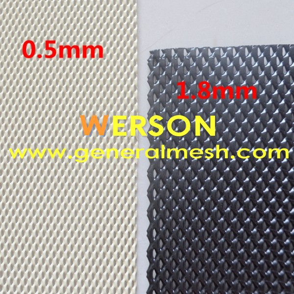 powder coated Lookout mesh 750 X 2400mm