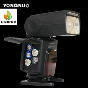 Yongnuo YN-568EX II Flash Light High Speed Ultra Powerful GN Master Control Off Camera Speedlite for Canon