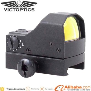 OEM Custom 1x17x25 Hunting Riflescope Electro 3MOA Micro Reflex Sight Red Dot w/ 0.5M Waterproof for AR15 .223 300 12GA