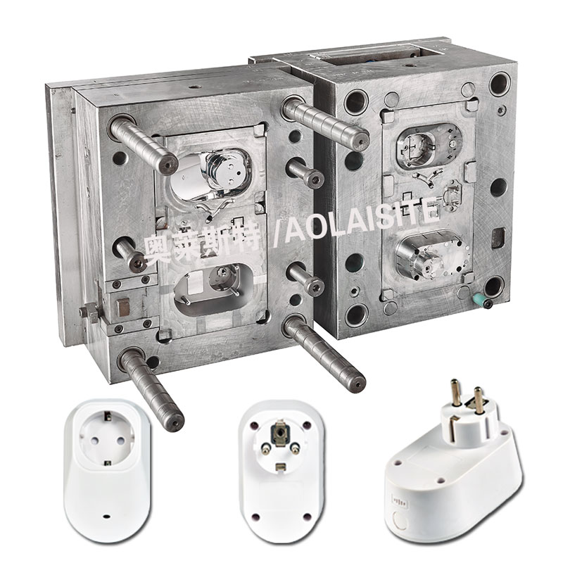 Household Product Plastic Injection Mould Shaping socket mould