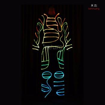 Offer For Sale Led Alien Costume Led Dmx Robot Stilt Walker For Sale