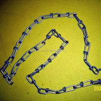 DIN5686 Knotted Chain Factory/Tie Out Chain Manufacturer