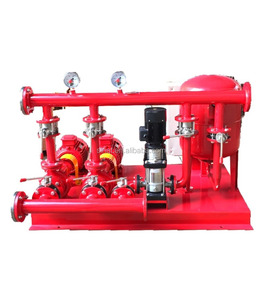 General fire fighting engine fire pump set