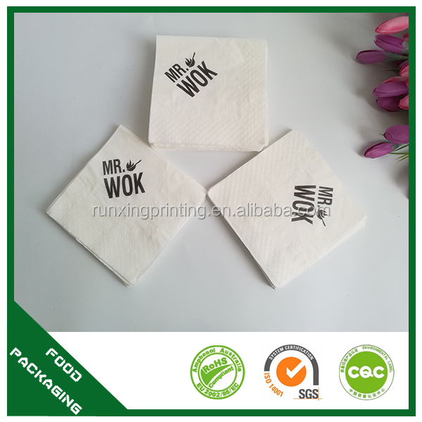 cheap custom printed tissue paper from dongguan