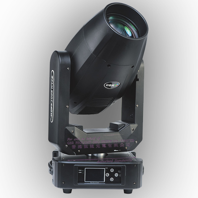 440W 20R CMY Systems Beam Spot 2in1 Moving Head Light