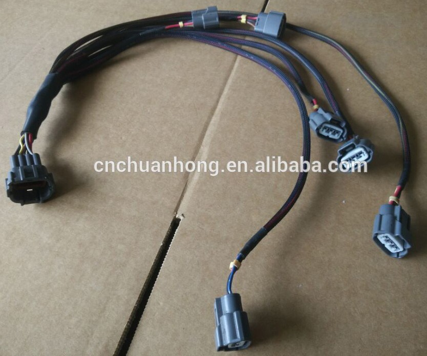 nissans skyline r34 wc34 neo engine ignition coil harness 3 wire 6 coils  rb25de rb25det - buy nissans ignition harness,skyline ignition harness,r34 coil  harness product on alibaba.com  alibaba.com