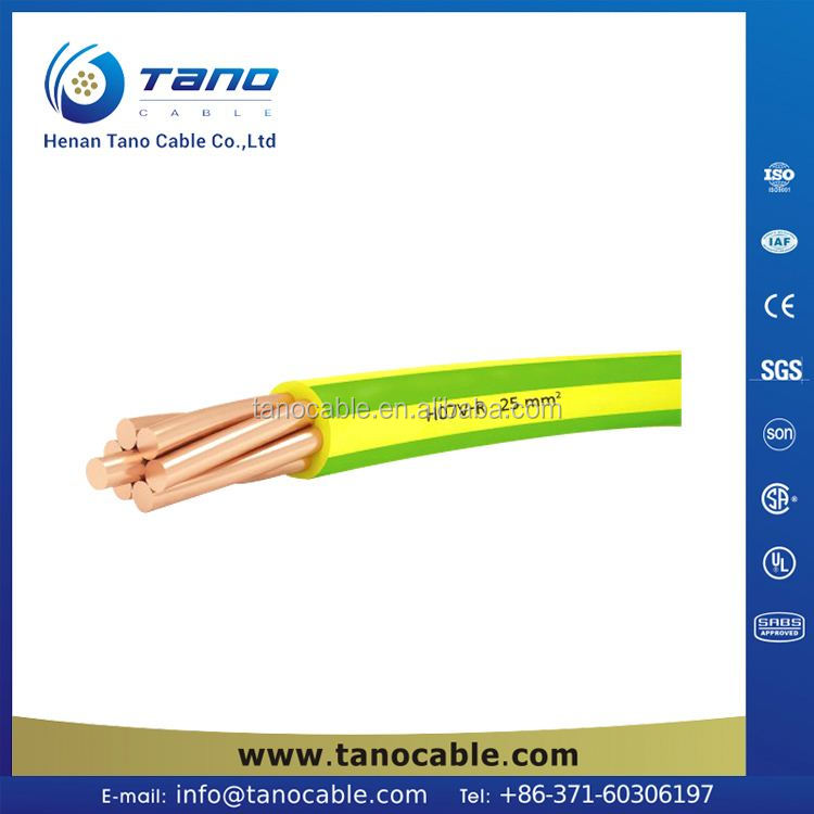 American wire tanzania electric wire and cable home appliance wire H05VV-F Mongolia Mozambique Namibia