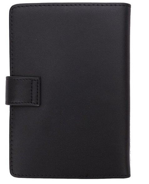Boshiho popular slim wallet passport cover case travel organizer passport wallet travel holder
