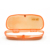China wholesale cheap normal size clear magnet eyeglass case for reading glasses