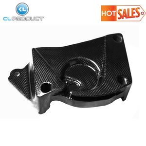 Carbon Fiber Carbon Fiber Motorcycle Components Motorcycle Sprocket Cover Spare Parts