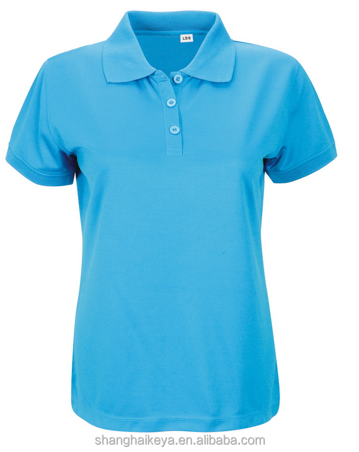 Designer manufacture custom men and women polo shirt