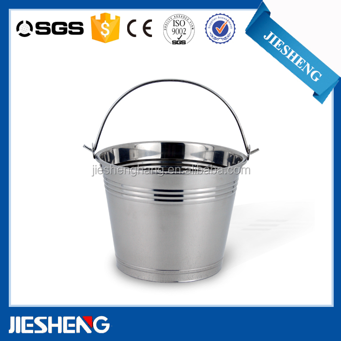 Origin foam ice bucket as drink cooler