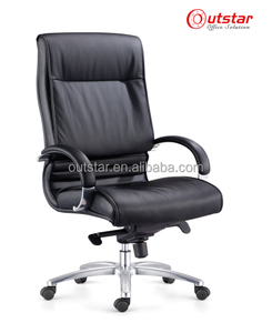 2017 Hot Sale Soft PU Leather High Back Executive Style Computer Office Chair With High Quality