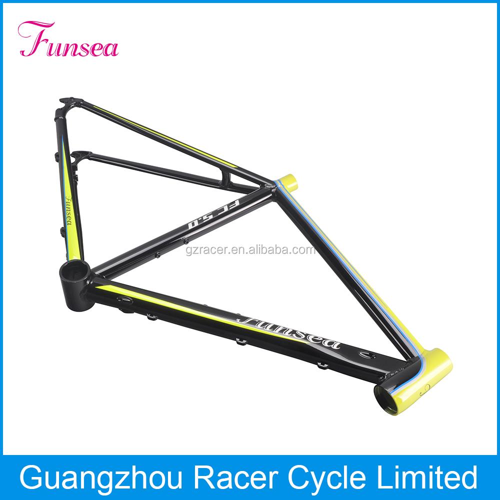 Finden Sie Hohe Qualität Aluminium 6061 Fahrradrahmen Hersteller und ...