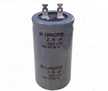 CONDENSADOR Ventilador 3,5mF 450V Arranque motor, bomba