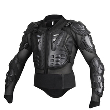 OEM High Qualityl Men's Armored Motorcycle Jacket Full Safety Body with CE Armor