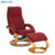 Genuine leather recliner chair  living room
