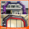 Different Color 420D Oxford Inflatable Event Arch