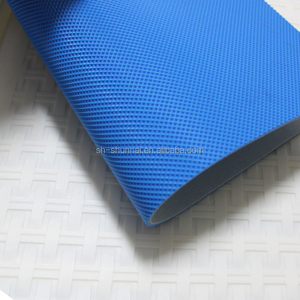 New Design Conveyor Belt Used In Food Processing Industry/blue/2.1mm/diamond