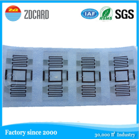 RFID high security good performance anti-tamper uhf windshield tag