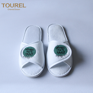 b4621f4a64b6c8 China Hotel Towels Slippers