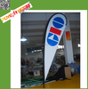 Teardrop banners,advertising flags made in china