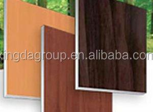 Exterior Wall Cladding Wooden Texture Aluminium Alucobond Panel