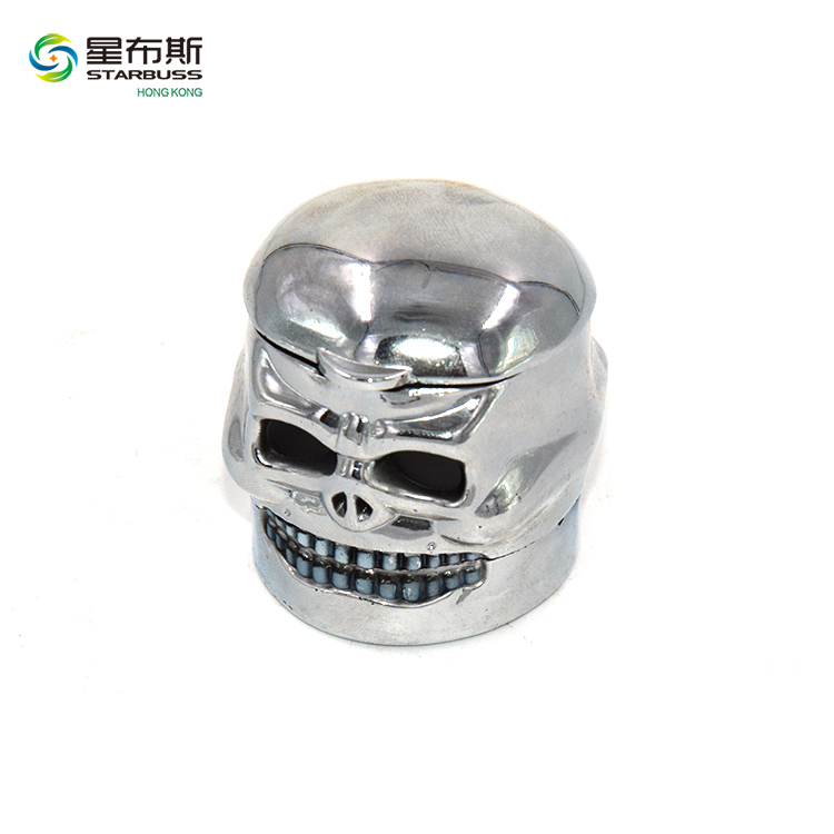 PH5864 Excellent products herb Plastic and Zinc grinder for sale