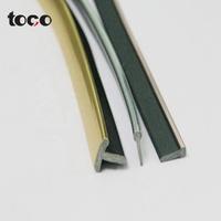 Pvc plastic T shaped molding edging trim,plastic t molding edge trim