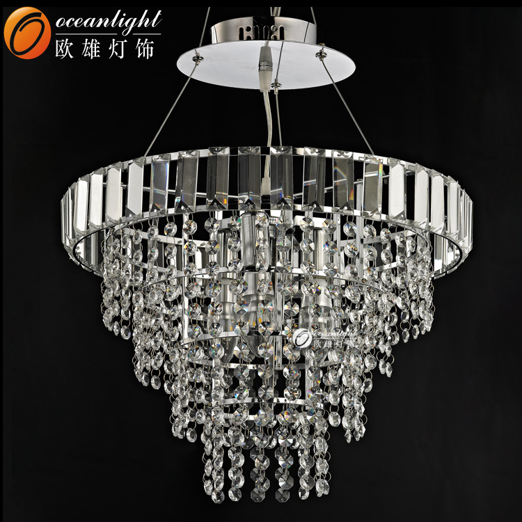 Estilo chino casa l mpara de ara a cristal colgantes luminaria luz om88418 10 l mparas y luces - Lamparas de arana de cristal ...