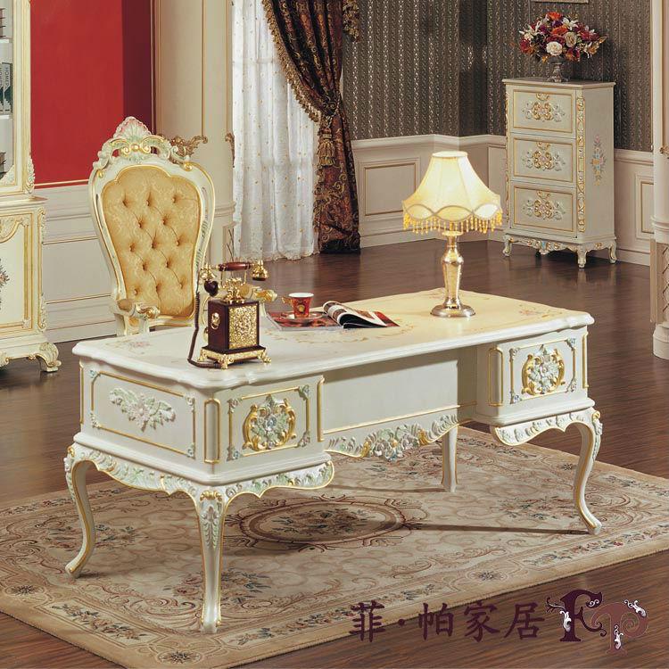 Lujo royal muebles mobiliario italiano hecho en china la for Mobiliario italiano