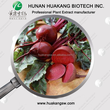 Orgainc beet root extract// beet root powder red beet juice concentrate