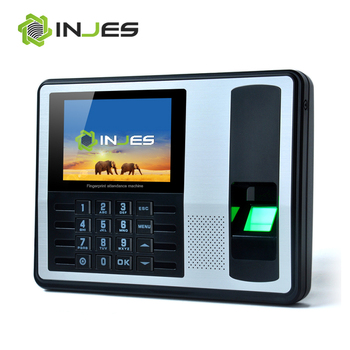 injes mya7 battery usb standalone 1000 fingerprint biometric time