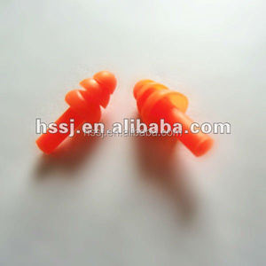 New design ear plug in metal tube with great price