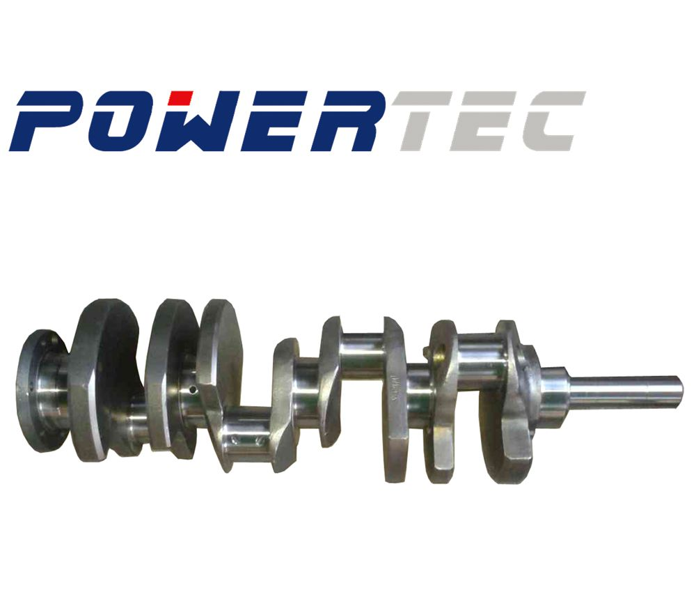 Advanced casted iron 460 crankshaft for Ford