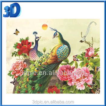 Download 510+  Gambar Burung Merak 3 Dimensi  Paling Keren