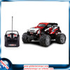 1:10 big wheels rc car 27MHz 4CH off-road vehicle/cross-country vehicle 4WD monster rc truck with lights high-speed rc car FC118