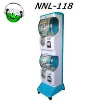 NNL-118 30 Inch Novel Toy Capsule Machine vending service