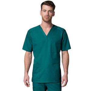 High quality suit fabric medical wear wholesale scrub fabric new style nurse uniform designs nurse uniform medical scrub