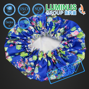 best sell Eco-friendly PVC sexy Shower Cap