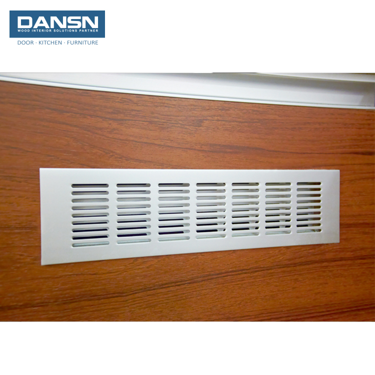 Water Proof Moden Kitchen Cabinet With Melamine And ...